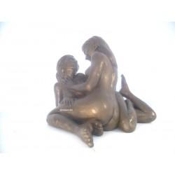 "Sculpture "" Les Filles """