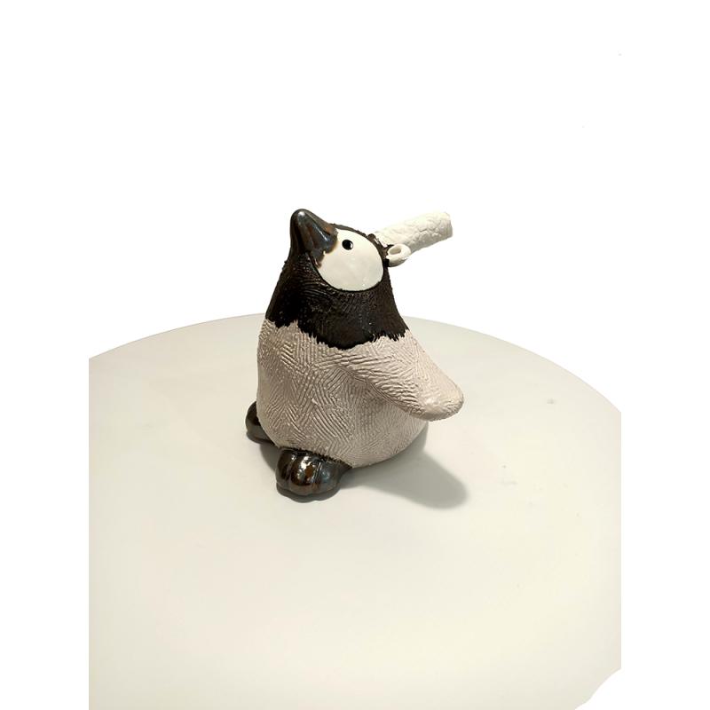 """Statuette N° 5 """" Pingouin """""""