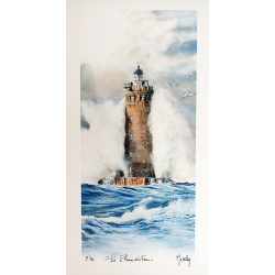 Le Phare du Four - Tirage...
