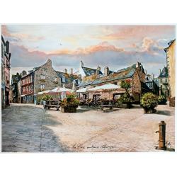 La Place au Beurre, Quimper...